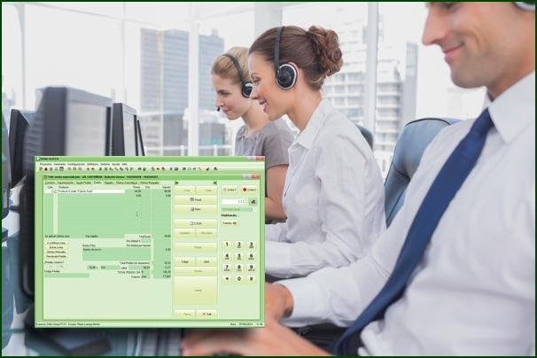Imagen de OriGn para call centers