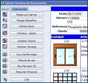 Imagen de InGnio incluye multitud de funcionalidades y módulos
